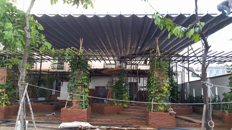 Mái Xếp Thuận An 1